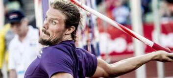Andreas Thorkildsen vil ikke konkurrere denne sesongen