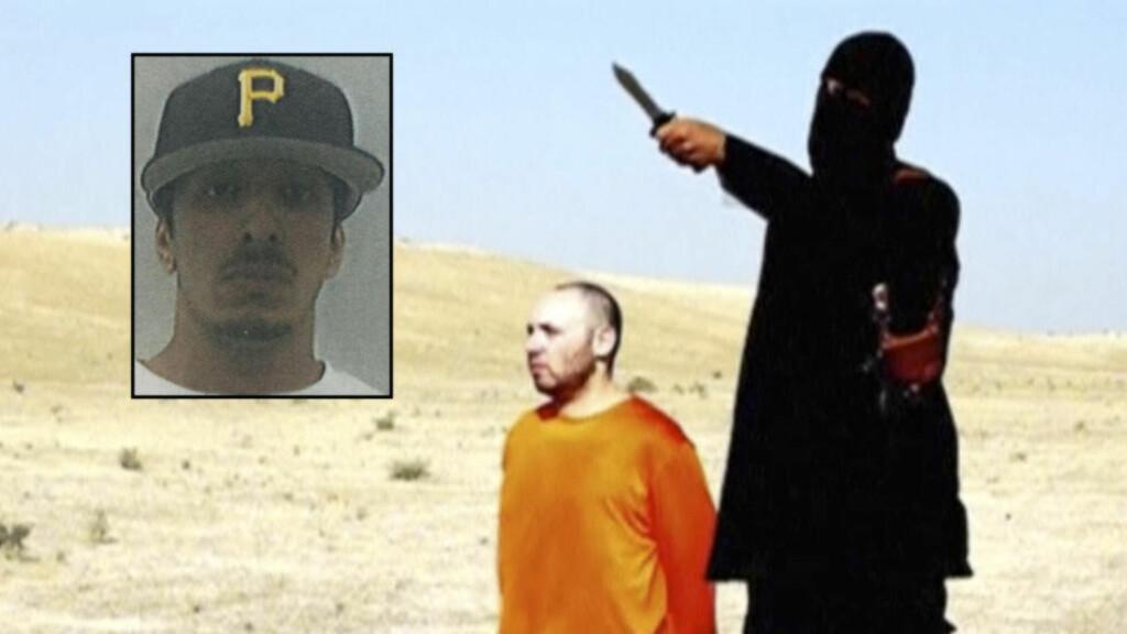 ETTERSØKT: På torsdag bekreftet britiske etterretningskilder at briten som hittil er kalt Jihad John, heter Mohammed Emwazi. Han er 27 år og var tidligere dataelev ved Westminister-universitetet. Han skal ha vært den som har henrettet en rekke vestlige gisler. Foto: Westminister-universitetet og Scanpix