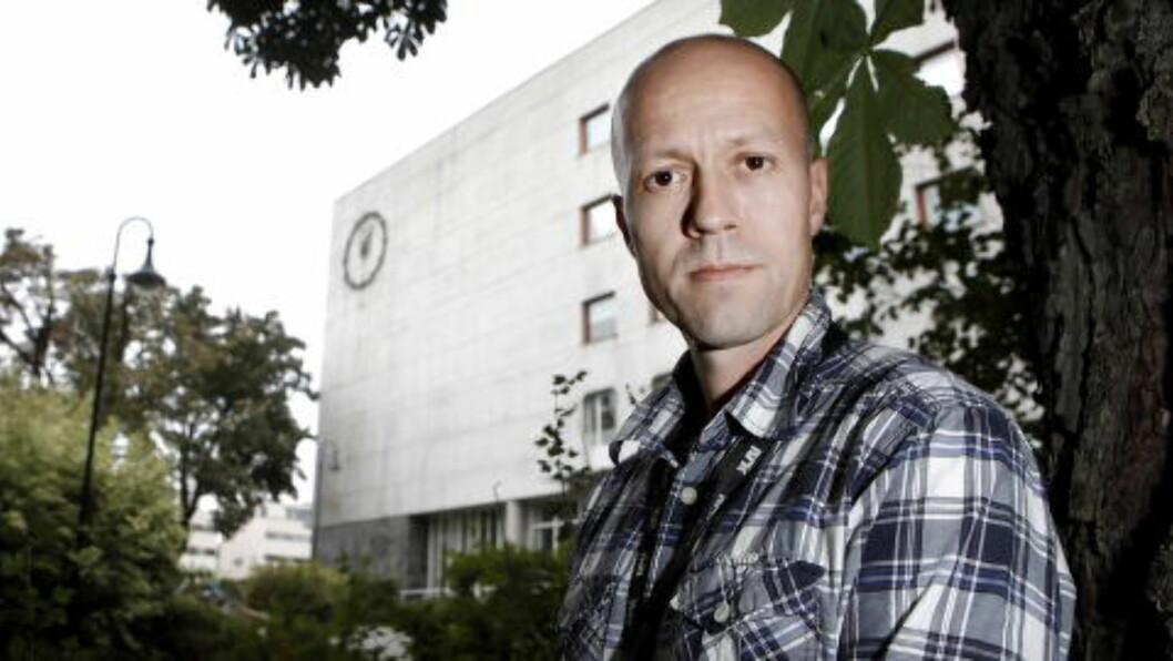 BEKREFTER: Per Arne Kalbakk sier «Aktuelt» fjernes fra nyttår ffor å gjøre plass til nyere konsepter. Foto: ERLING HÆGELAND/Dagbladet