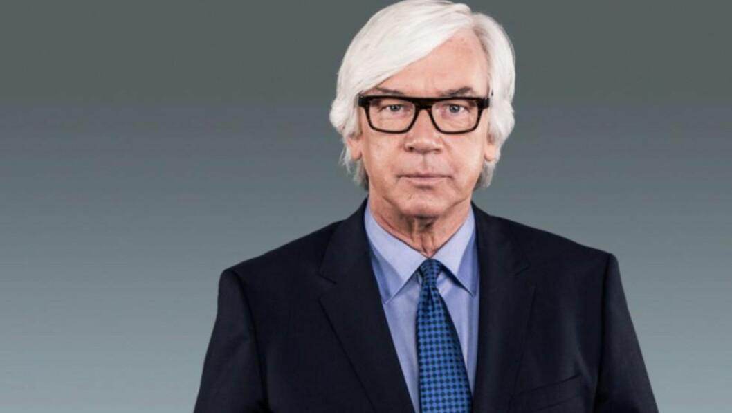 FJERNES: Ole Torps debattprogram «Aktuelt» er historie. Foto: NRK