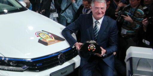 image: VW Passat er årets bil i Europa!