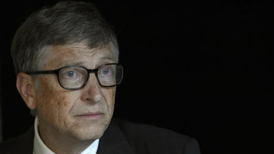 <strong>RIKEST:</strong> Microsofts Bill Gates topper magasinet Forbes' årlige liste over verdens rikeste personer for 16. gang på 21 år. Foto: AFP PHOTO / TOBIAS SCHWARZ / NTB SCANPIX