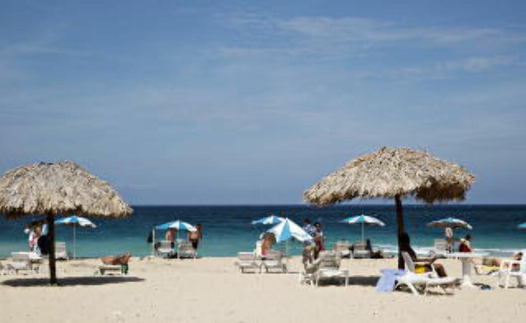 <strong>STRANDTUR:</strong> Et par-tre mil øst for Havanna ligger strand etter strand. Ta en dagstur. Foto: NINA HANSEN