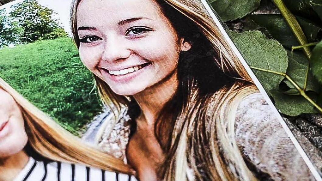 <strong>17 ÅR:</strong> Lisa Holm ble bare 17 år gammel. Hun skulle hjem fra jobb, da hun skal ha blitt bortført og seinere drept. «Hvorfor?» er fortsatt et spørmål som råder, åtte dager etter at jenta ga siste livstegn fra seg. Foto: Thomas Rasmus Skaug / Dagbladet