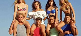 Gjengen fra «Beverly Hills 90210» er tilbake