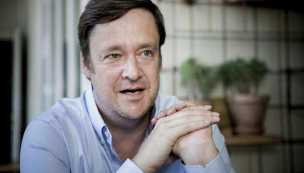 <strong>KRITISK:</strong> Sharifs advokat John Christian Elden er kritisk til politiets framgangsmåte. Foto: Christian Roth Christensen / Dagbladet