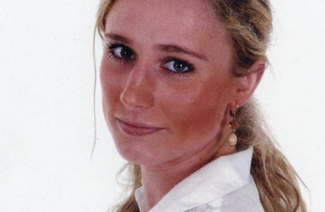 <strong>DREPT I LONDON:</strong> Martine Vik Magnussen ble 14. mars 2008 funnet drept i kjelleren i et boligkompleks der jemenittiske Farouk Abdulhak bodde. Hun var 23 år. Foto: PRIVAT / NTB SCANPIX