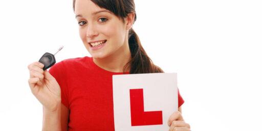 image: - Finnes det en grense for hvor lenge man kan drive øvelseskjøring?