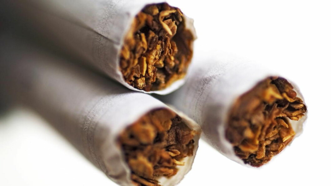 <strong>FØRST I USA:</strong> - Et skritt for å redusere påvirkningen røyking har på vårt samfunn, uttalte guvernør David Ige da han underskrev loven fredag. Foto: Scanpix
