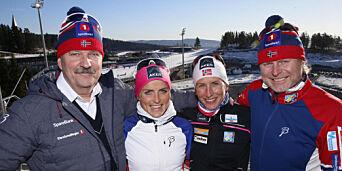 image: SpareBank1 blir de norske langrennsstjernenes nye hovedsponsor