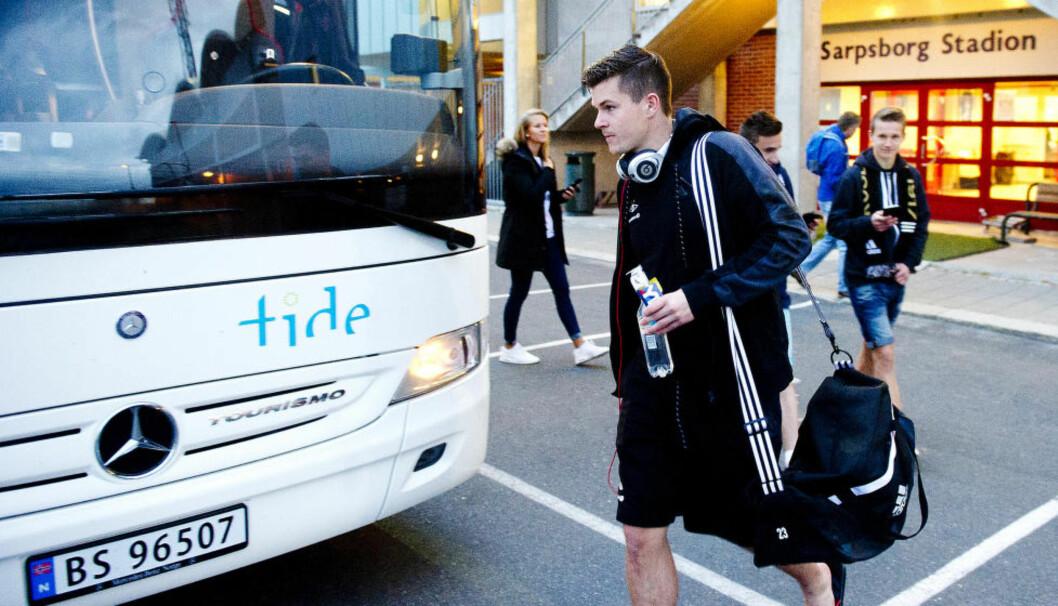<strong>FORMSPILLER:</strong> Pål André Helland har vært i praktslag for Rosenborg denne sesongen. Klubben har festet et godt grep i gullkampen i serien, og i morgen spiller de for en kvartfinaleplass i cupen, når Tromsdalen kommer på besøk til Lerkendal. Foto: Jon Olav Nesvold / NTB Scanpix
