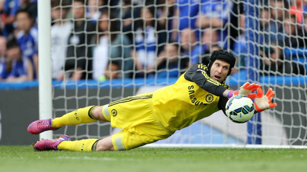 <strong> PÅ VEI TIL ARSENAL:</strong>  Daily Mail hevder i dag at Petr Cech er klar for Arsenal.  Foto: NTB Scanpix