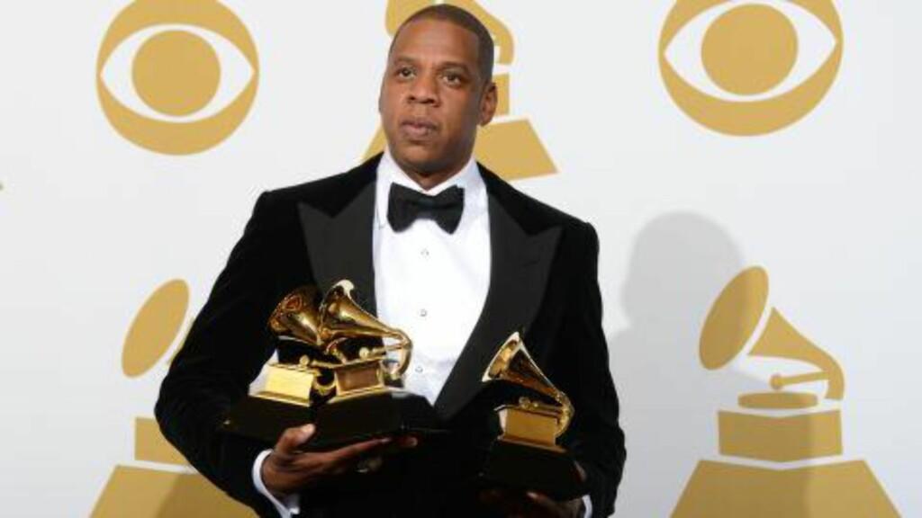 KJØPER: Jay-Zs selskap Project Panther Bidco overtar Wimp pg Tidal. Foto: Scanpix