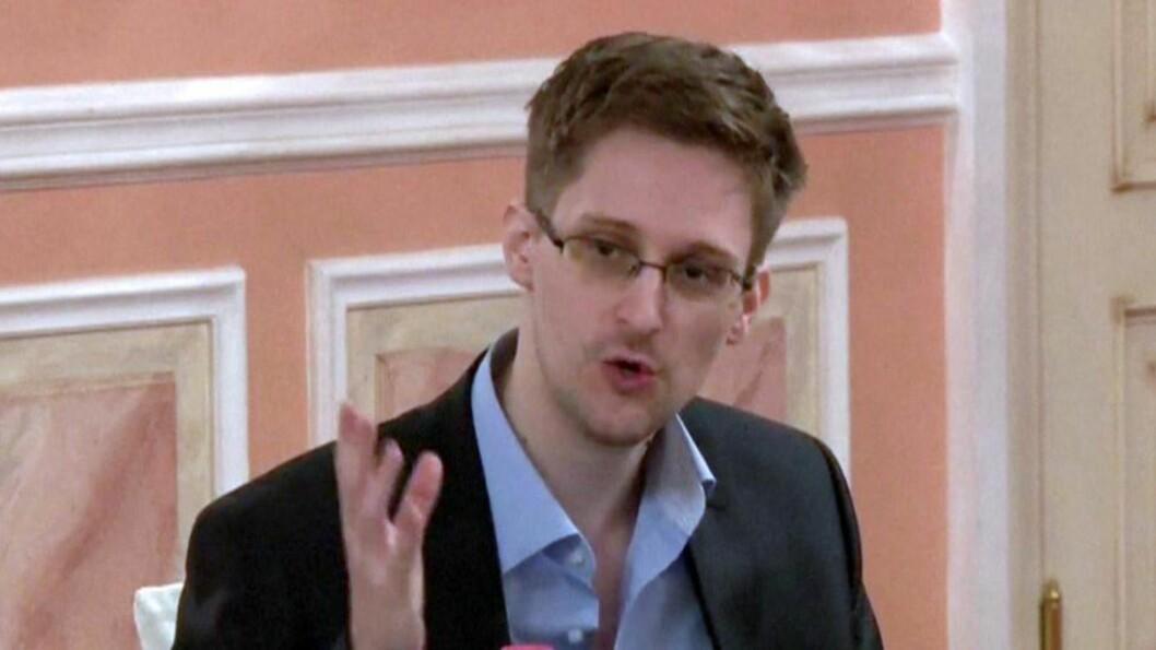 <strong>- FÅ FORANDRINGER:</strong>  Kjell Grandhagen mener Snowden-lekkasjene - dokumentene Edward Snowden (bildet) - ikke har ført til forandringer i hvordan de forskjellige lands E-tjenester jobber. Foto: AFP/WIKILEAKS