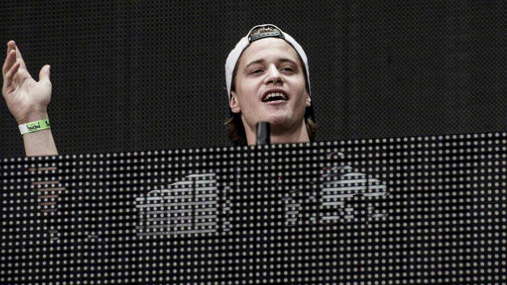 Norsk DJ-suksess: Kyrre «Kygo» Gørvell-Dahll  på scenen under fjorårets Findingsfestival på Bislett stadioen. Foto: John T. Pedersen / Dagbladet
