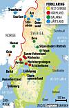 strømstad sverige kart Se alt du kan gjøre sammen med familien i Sverige   Dagbladet strømstad sverige kart