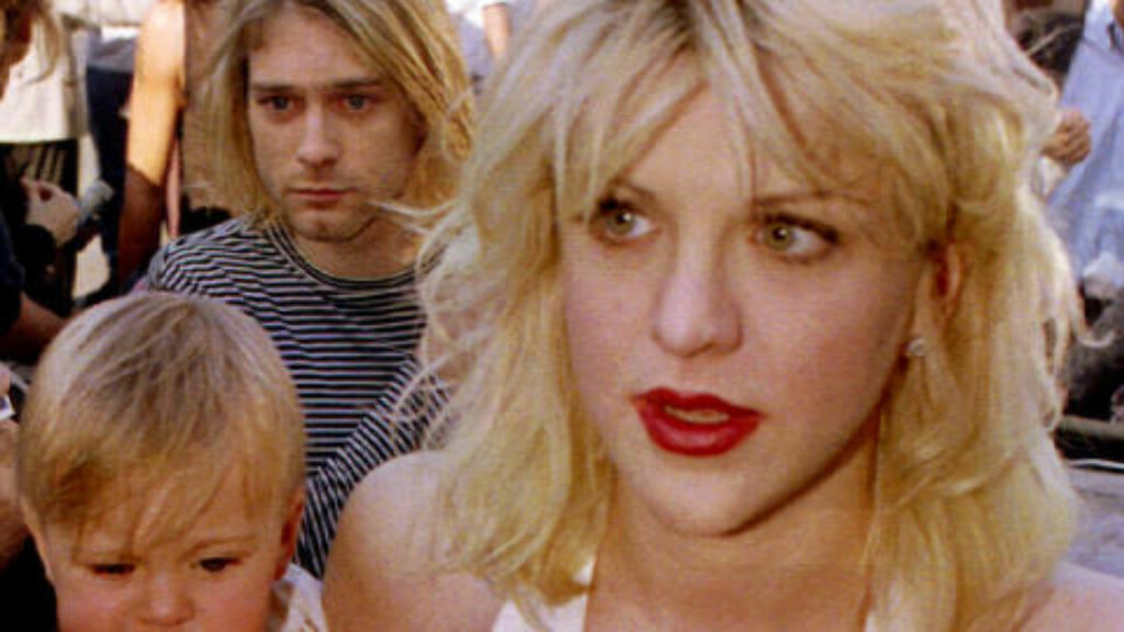 VIL STOPPE FILM: Courtney Love forsøker å stoppe den nye dokumentaren om Kurt Cobain. Foto: REUTERS/Fred Prouser/Files