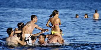 image: Gyllen regel for Hellas-turister: - Ta med kontanter nok til tre dager