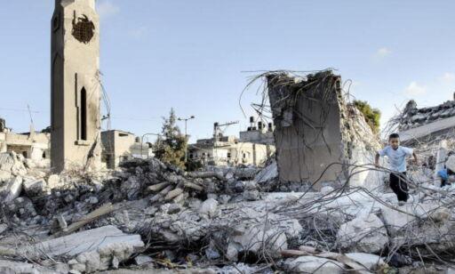 image: - Gaza er en tikkende bombe