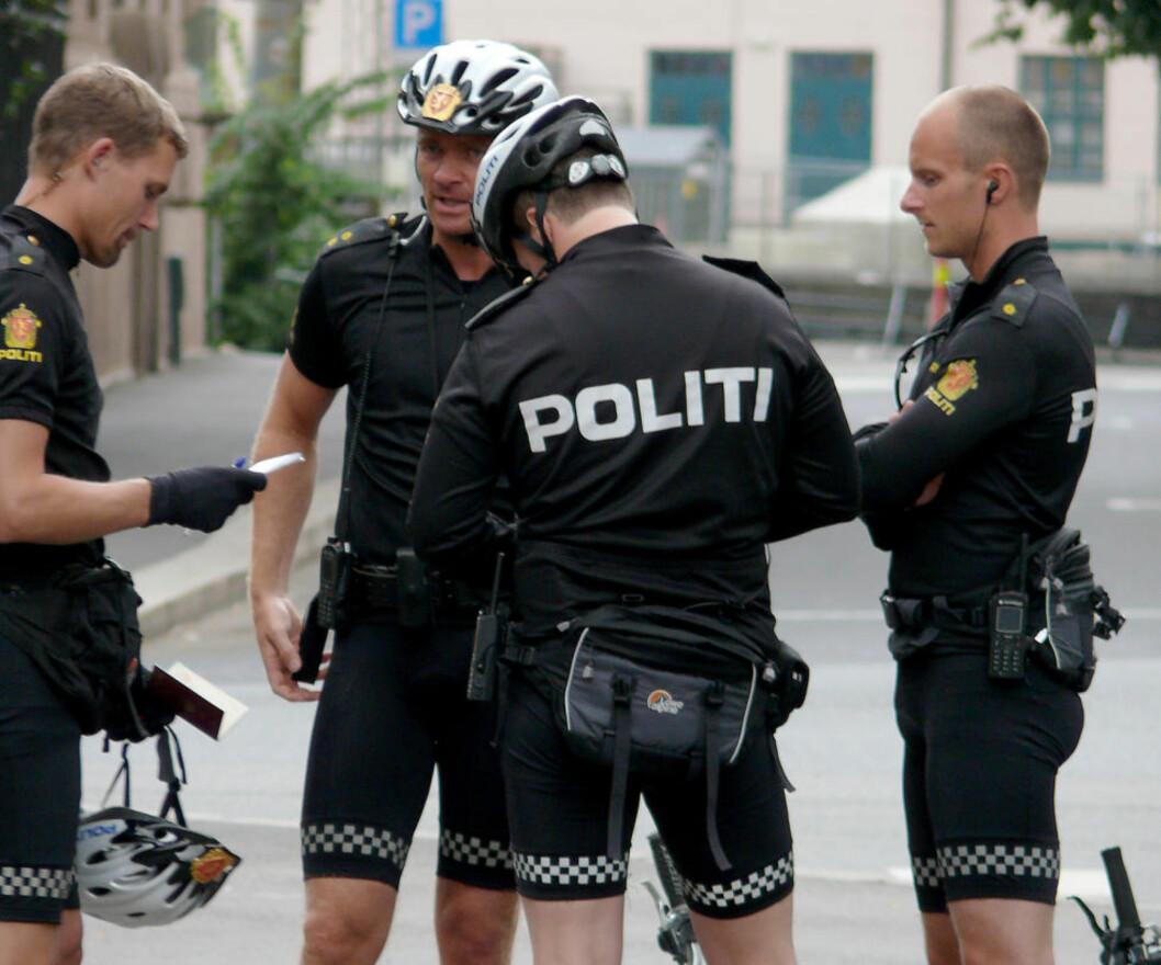 <strong>ORIGINALBILDET:</strong>  Dette bildet ble tatt av en finsk fotograf i 2010, men har siden blitt manipulert og deles nå i sosiale medier verden rundt. Foto: Toni Kaarttinen