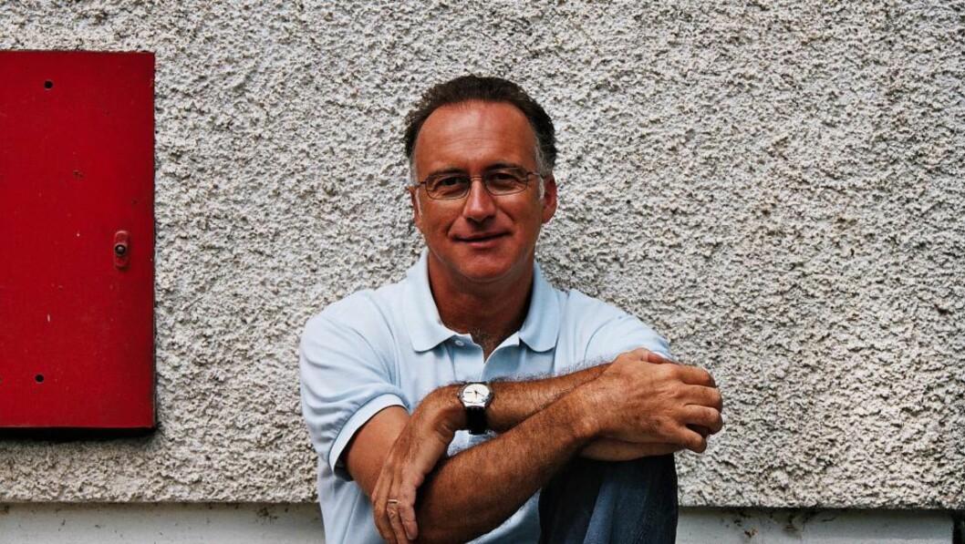 <strong>ALLSIDIG:</strong> Diego Marani er forfatter og lingvist, og kommer fra Ferrara i Italia. Han er opphavsmannen til det europeiske blandingsspråket europanto.