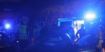image: Jente omkom i bilulykke i Østfold. Flere er skadd
