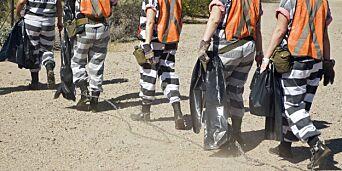 image: Antall kvinnelige fanger i USA har eksplodert. Ingen vet hvorfor