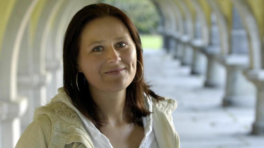 HAR MELDT SEG UT: Forfatter Olaug Nilssen meldte seg ut av Forfatterforeningen i affekt da hun ikke fikk forfatterstipend til en ny skjønnlitterær bok. Foto: Tor Erik H. Mathiesen/Dagbladet