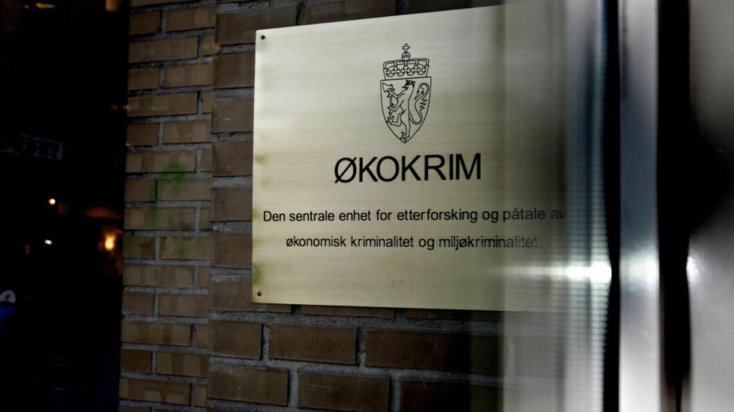 <strong>1,4 MILLIONER:</strong> Økokrim har gitt nærings- og fiskeridepartementet innsidebot på 1,4 millioner kroner.  Foto: OLE C. H. THOMASSEN / Dagbladet