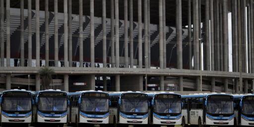 image: VM-stadioner er ikke i bruk: - Det er stormannsgalskap på sitt verste