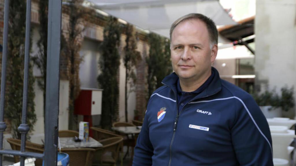 SIKKER VITEN:  Stein Ørn har tålmodig trent Alexander fram til enda en klassisk seier. Den utviklingen blir avgjørende for nors toppidrett framover. FOTO:Vidar Ruud / NTB scanpix.