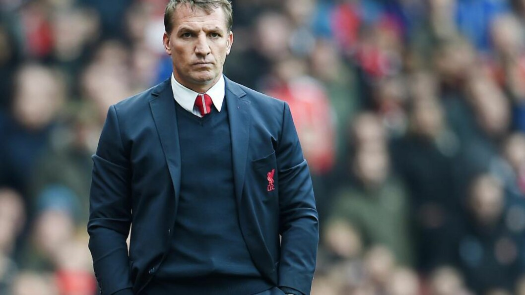 LIVERPOOL-MANAGER;  Brendan Rodgers. Foto: NTB Scanpix