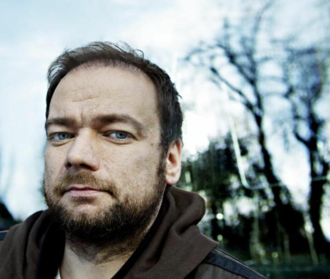 <strong>SKAL REGISSERE:</strong> Andre Øvredal er tiltenkt regiansvaret for filmen, som foreløpig er på utviklingsstadiet. Foto: Nina Hansen / Dagbladet