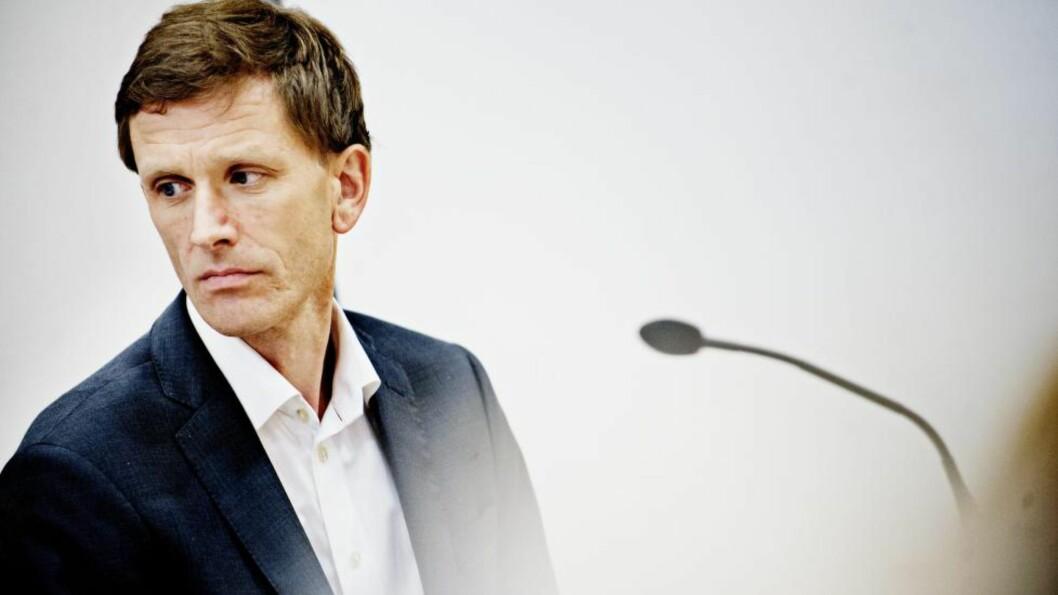 <strong>OLJEFONDET:</strong> SSB-sjef Torbjørn Hægeland tror mer på å utøve påvirkning gjennom eierskap enn automatisk å hive klimaverstingene ut av oljefondet. Foto: Eivind Yggeseth