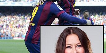 image: Kvinnelig fotballekspert gir seg i protest etter hets