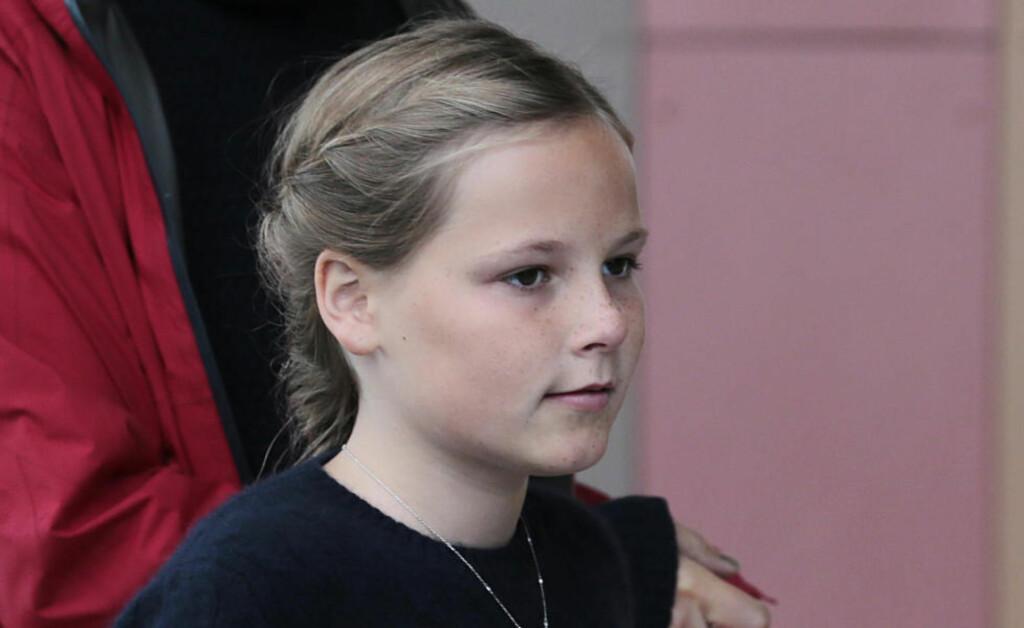 OFFENTLIG OPPDRAG:  Prinsesse Ingrid Alexandra skal døpe en av Redningsselskapets nye skøyter. Arkivfoto: Lise Åserud / NTB scanpix