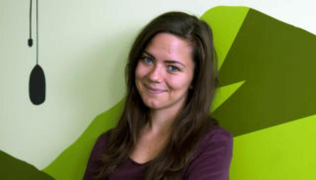 <strong>EKSPERT:</strong> Ida Aalen er rådgiver i Netlife Research. Foto: Øyvind Bjørkum