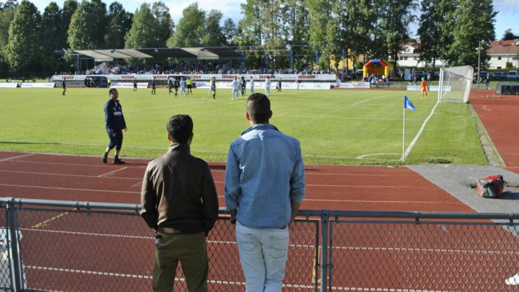 DØMT Tre av de fem tiltalte spillerne ble dømt til fengselsstraffer for kampfiksing i Oslo Tingrett. Foto: Jon Andre Toft Sæther / Dagbladet