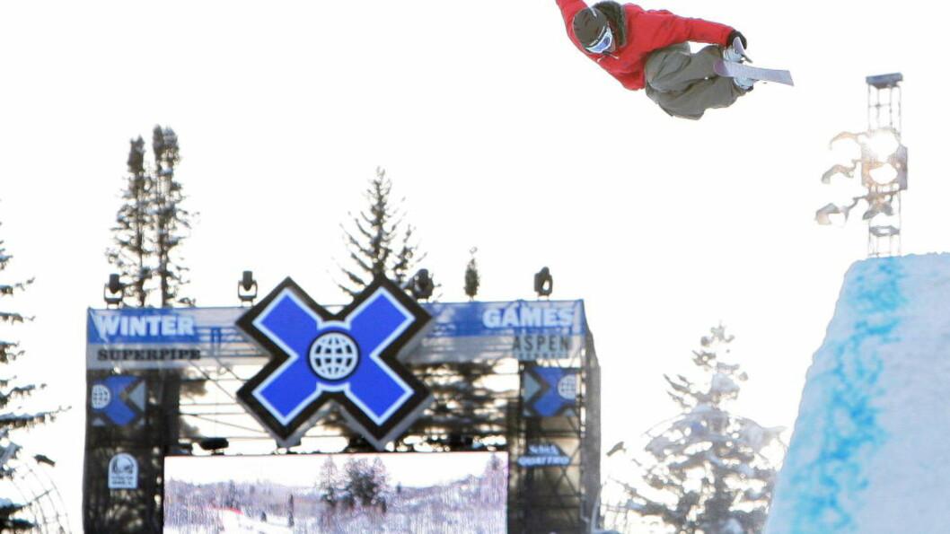 <strong>OSLO-X-GAMES I FARE:</strong> X-Games i Oslo kan bli stanset. På bildet er X-Games-utøveren Andreas Håtveit i aksjon i Aspen i 2008. Foto: Arnt E. Folvik   Foto:Arnt E. Folvik/Dagbladet