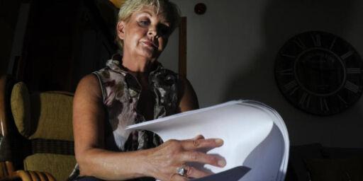 image: Legene ga Grethe 985 narko-ampuller på ni måneder.  Nå krever hun erstatning