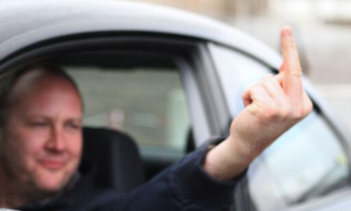 image: Ha respekt for dem som øvelseskjører