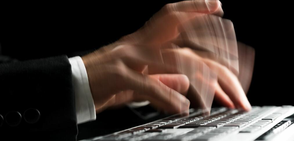 Skriv raskere med tastesnarveier
