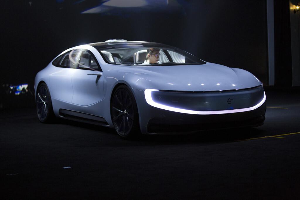 image: Storsatsning fra kinesisk Tesla-konkurrent