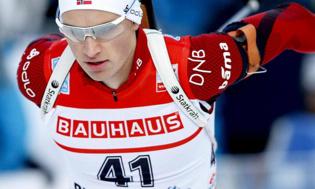 image: Andreplass til L'Abee-Lund på sprinten i IBU-cupen
