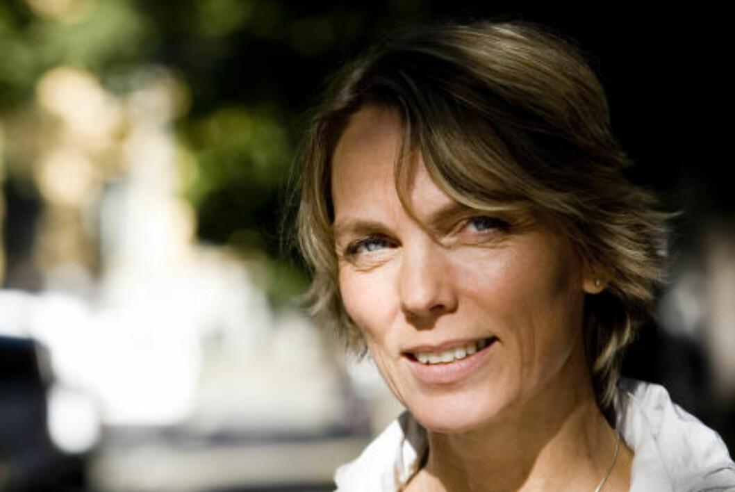"""<strong>HAR ALLEREDE EN:</strong> Regissør Torill Kove vant Oscar for den animerte kortfilmen """"Den danske dikteren"""" i 2007. Nå kan hun få sin tredje nominasjon. Foto: Cornelius Poppe / SCANPIX"""