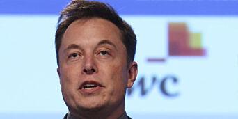 image: - Elon Musk har startet et prosjekt som skremmer livet av meg