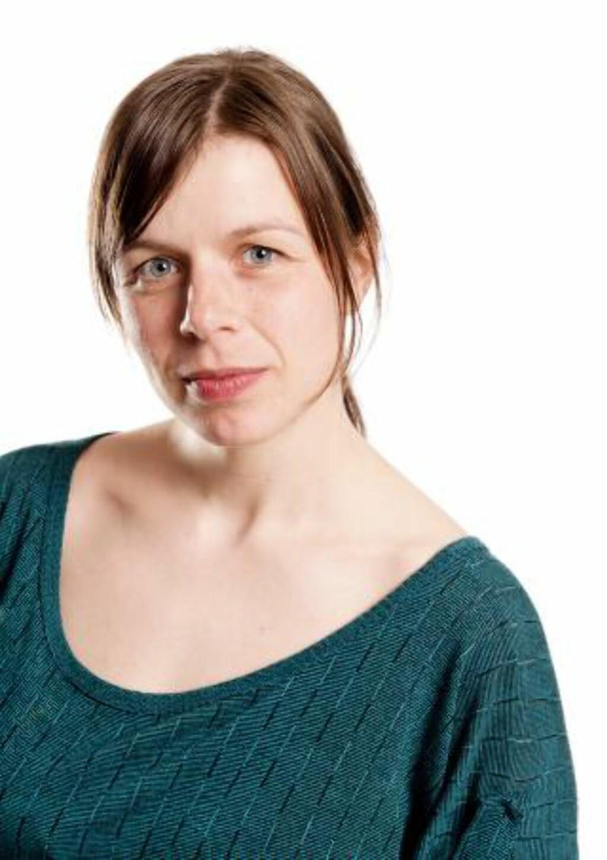 BEKYMRET: Sigrid Klæboe Jacobsen i Tax Justice Network Norway.