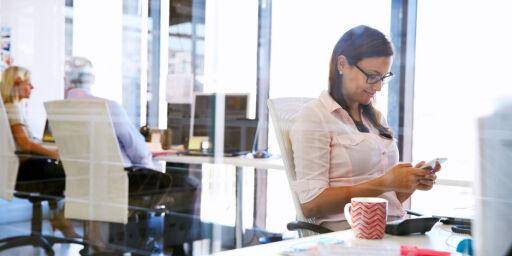 image: Søke ny jobb? Se hvor sjansene er størst