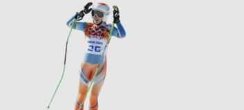 Slo hodet i utforløypa - mister alpin-VM