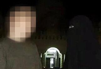 image: Trønderkvinne konverterte og tok med mannen til IS i Syria